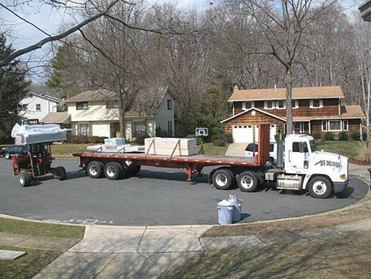 Flatbed Truck Contract Carrier